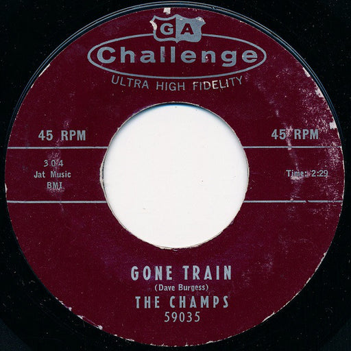 Gone Train / Beatnik