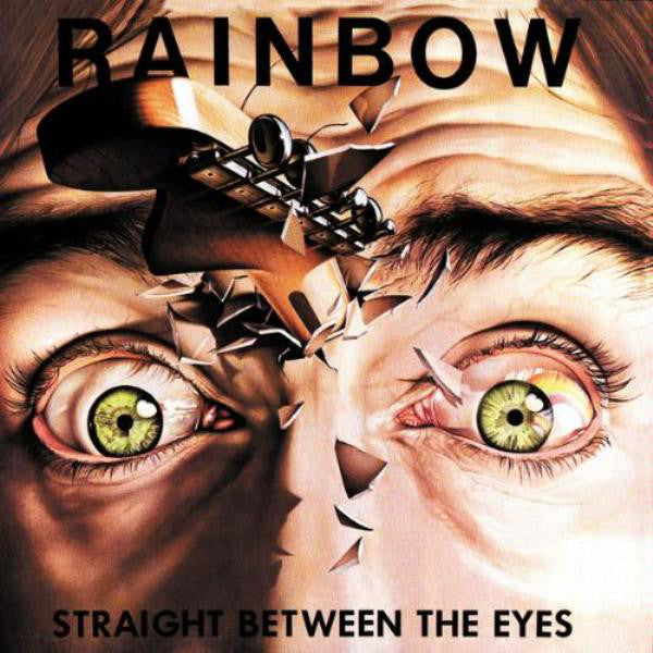 Straight Between The Eyes (1st, US Press)