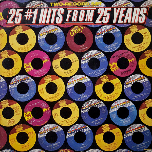 25 #1 Hits From 25 Years