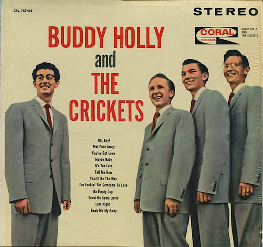 Buddy Holly And The Crickets STEREO