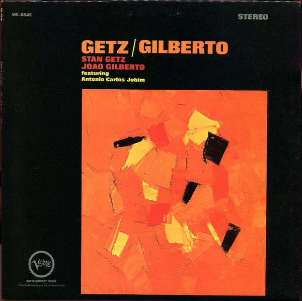 Getz / Gilberto SEALED