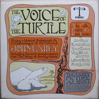 The Voice Of The Turtle (1970 US Press)