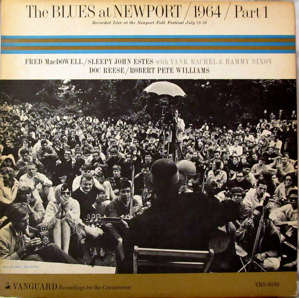 The Blues At Newport / 1964 / Part 1 (STEREO)