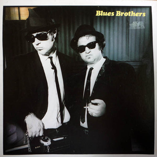 Briefcase Full Of Blues (1st, US Press)