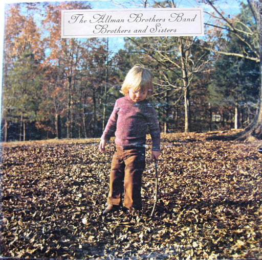 The Allman Brothers Band (1st US, gatefold)