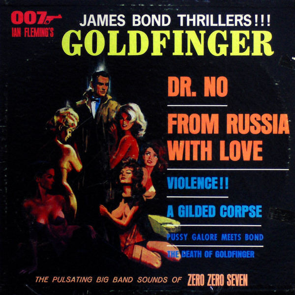 James Bond Thrillers!!