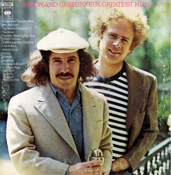 Simon And Garfunkel's Greatest Hits (1st, US Press)