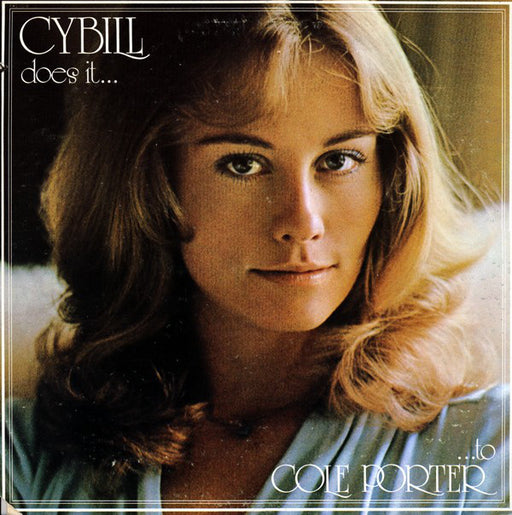 Cybill Does It... ...To Cole Porter
