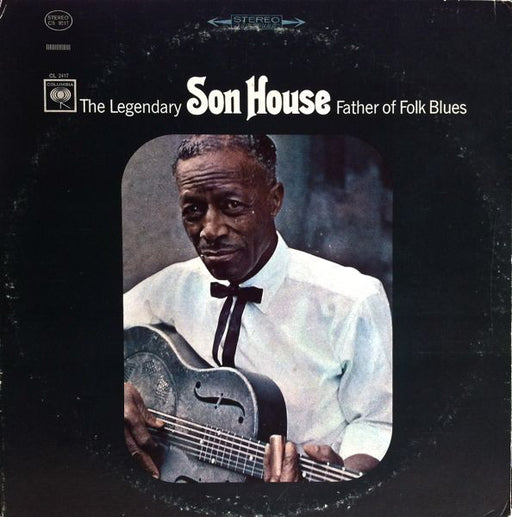 Father Of Folk Blues (SEALED, 70s)