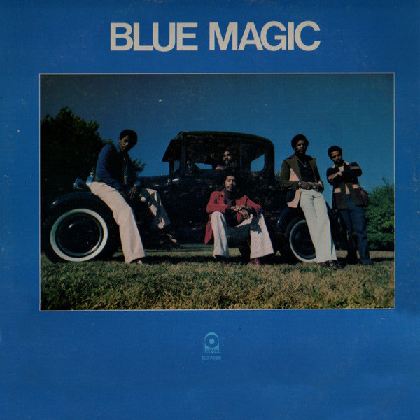 Blue Magic (1st, US Press)