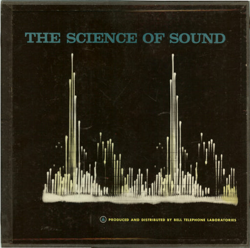 The Science Of Sound (1st, BOX)