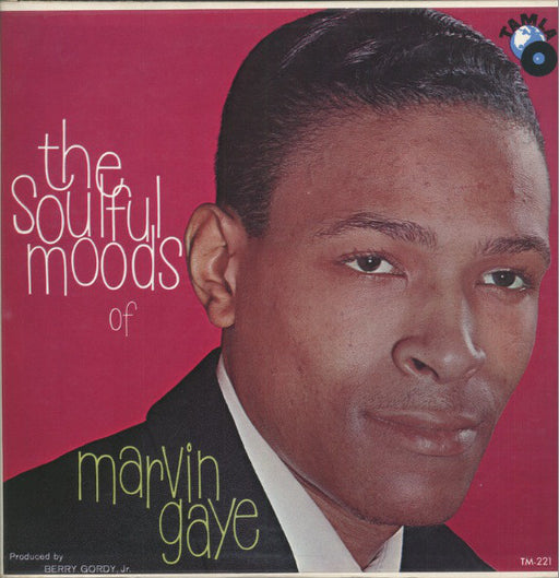 The Soulful Moods Of Marvin Gaye (White Label)