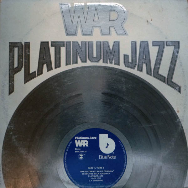Platinum Jazz 2xLP