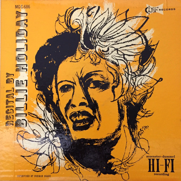 A Recital By Billie Holiday