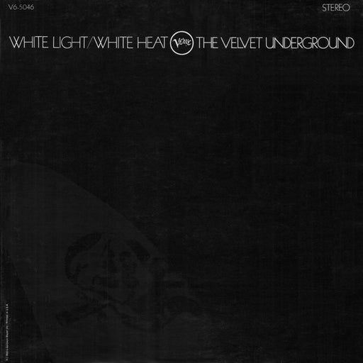 White Light/White Heat (1970s Press)