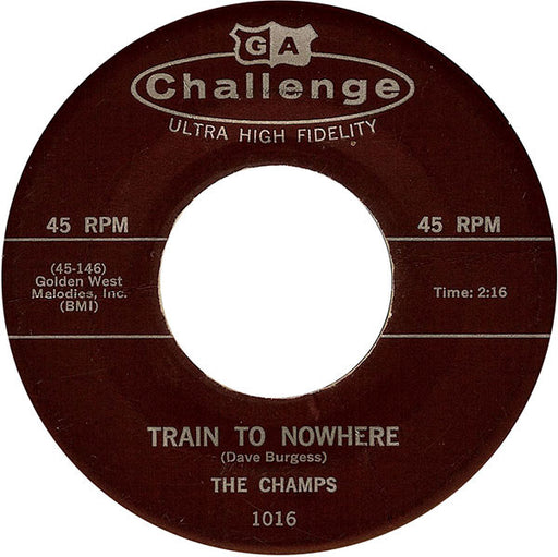 Train To Nowhere / Tequila