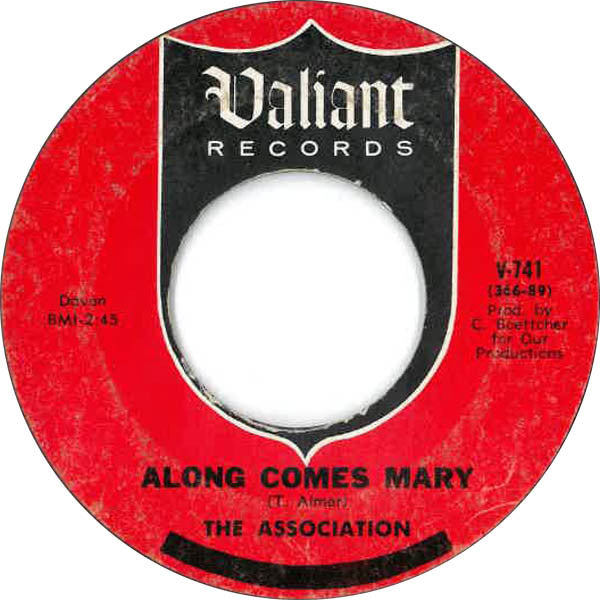 Along Comes Mary