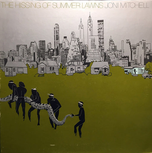 The Hissing Of Summer Lawns (1st, US Press)