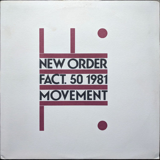 Movement (1st, US Press)