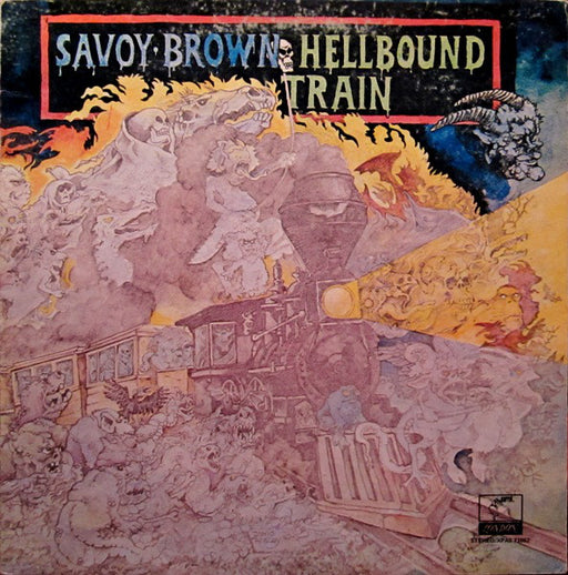 Hellbound Train (Philips Pressing)