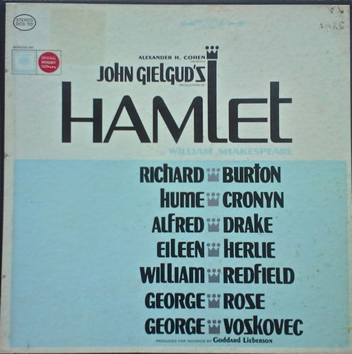 Hamlet - Richard Burton And The Broadway Cast