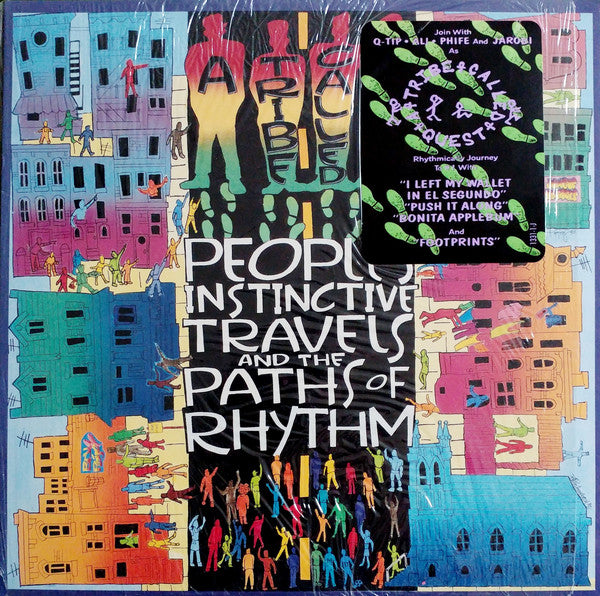 People's Instinctive Travels And The Paths Of Rhythm (1st, OG)