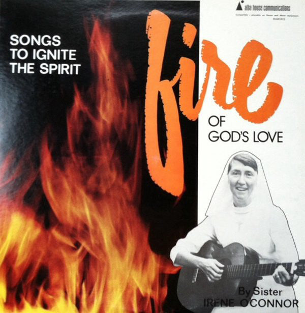 Fire Of God's Love SEALED