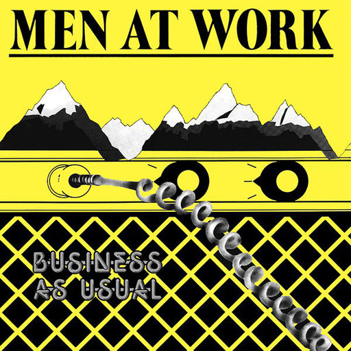 Business As Usual (1st, US Press)