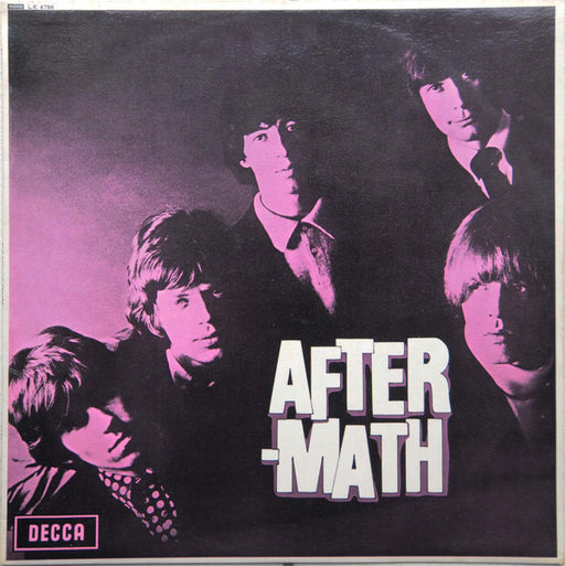 Aftermath (1st, shadow cover)