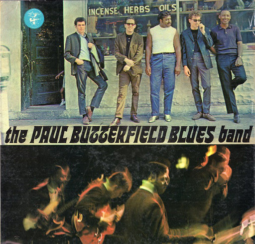 The Paul Butterfield Blues Band (STEREO)