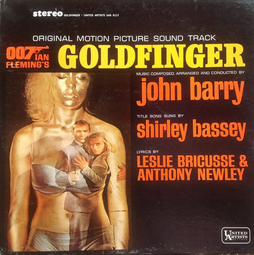 Goldfinger (Original Motion Picture Sound Track)