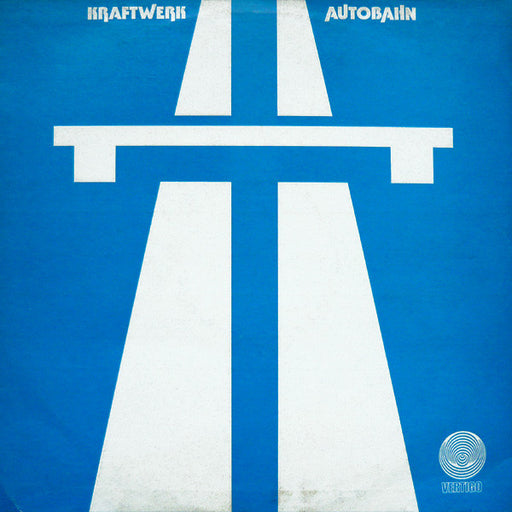 Autobahn (1st, UK Press)