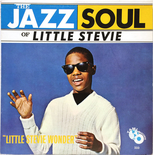 The Jazz Soul Of Little Stevie (Canadian)