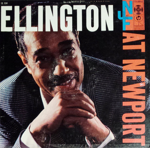 Ellington At Newport (1957 Canada , MONO)