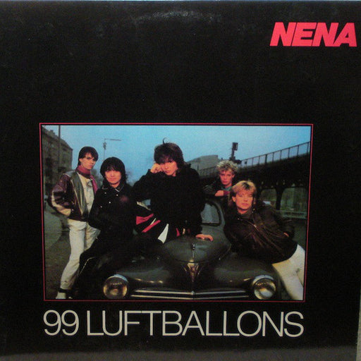99 Luftballons (1st US Press)