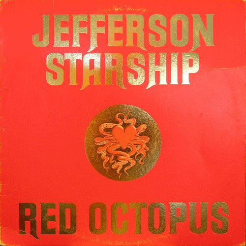 Red Octopus (1st, US Press)