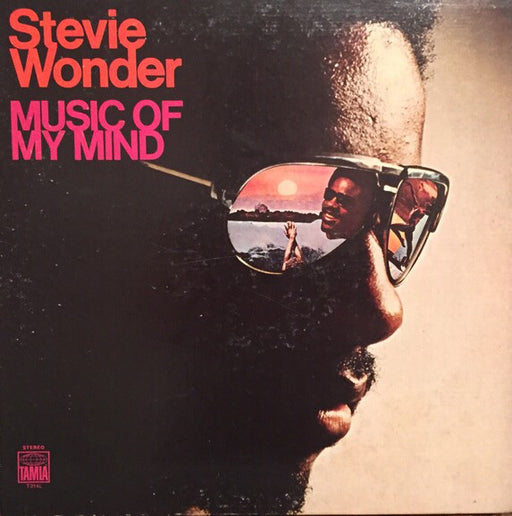 Music Of My Mind (1st, US Press)