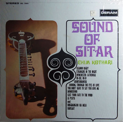 Sound Of Sitar (1st, MONO)