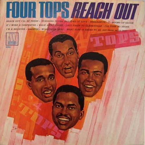 Reach Out (US MONO)