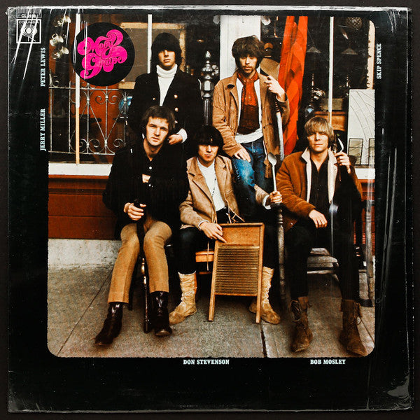Moby Grape (1st, finger cover)