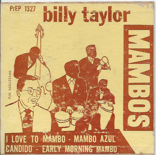 Billy Taylor ‎– Mambos 7""