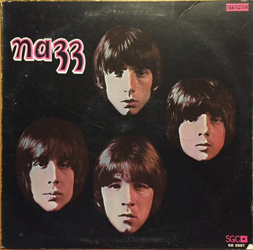 Nazz  (1st, US Press)