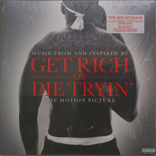 Music From And Inspired By Get Rich Or Die Tryin' The Motion Picture (2xLP)