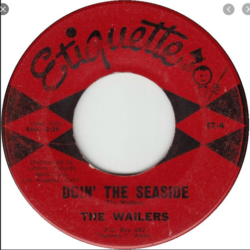 Stompin' Willie / Doin' The Seaside