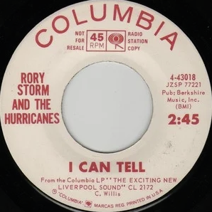 Let's Stomp / I Can Tell 7""