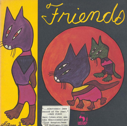 Friends (1st, US Press)