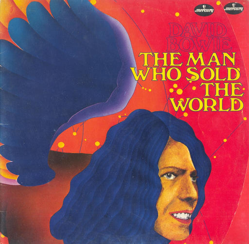 The Man Who Sold The World (1st, German)