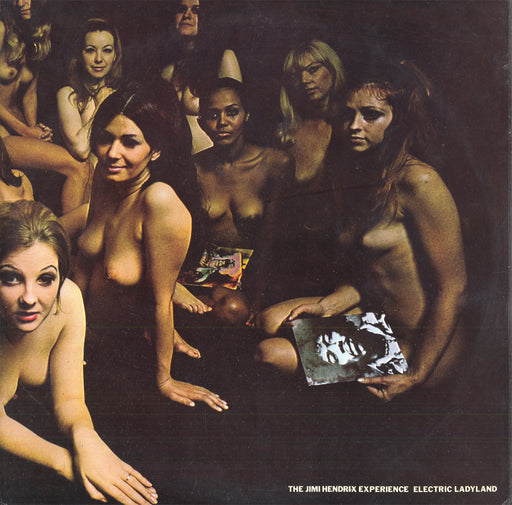 Electric Ladyland 1st (White Text)