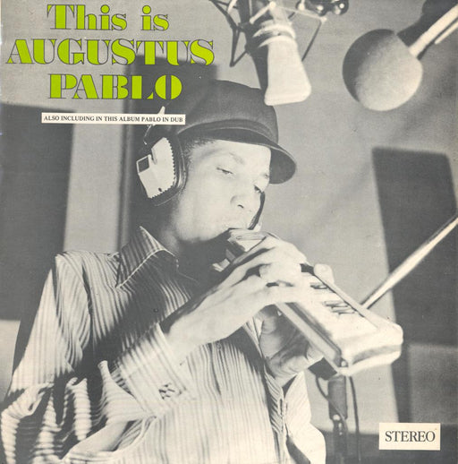 This Is Augustus Pablo (1st, US)