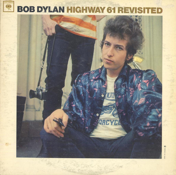 Highway 61 Revisited (1st, MONO Canada)